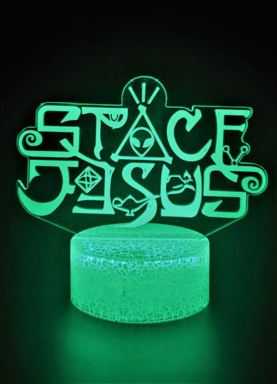 Space Jesus Mood Light