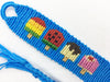 Summer Fruits Popsicle Friendship Bracelet (Custom Hand Made)