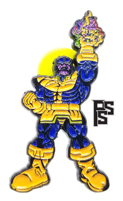 Thanos: Infinity Gauntlet Lapel Pin