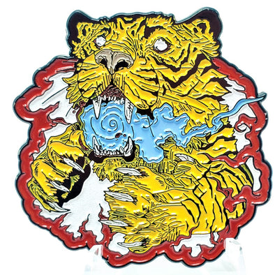 Spirit Tiger Lapel Pin