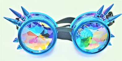 Twilight Breeze Kaleidoscope Goggles