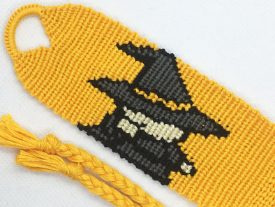 Witch Friendship Bracelet (Custom Hand Made)