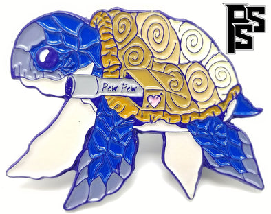 Sea Turtle Blastoise Pokemon