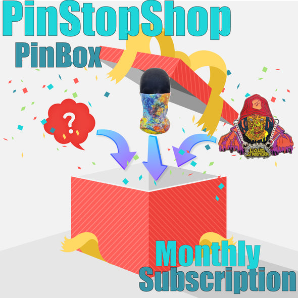 PinStopShop PinBox (Monthly Subscription)