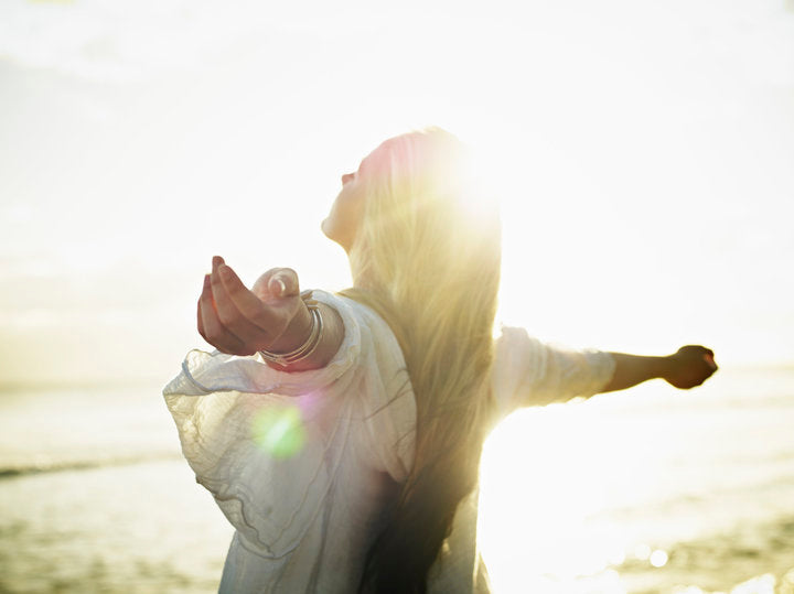 10 rituals to remind you what's beautiful, alive, and magical in you!