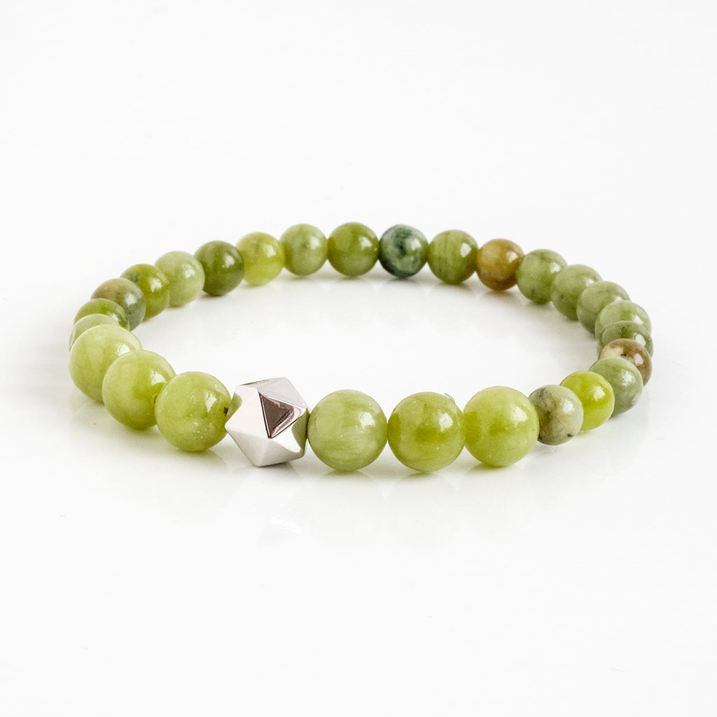 Jade Intention Bracelet