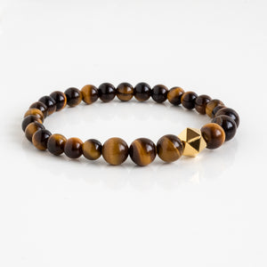 Tiger Eye Intention Bracelet