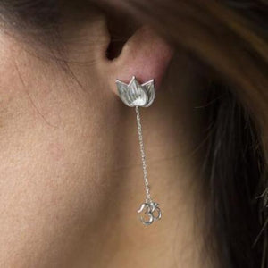 Lotus Nectar Earrings