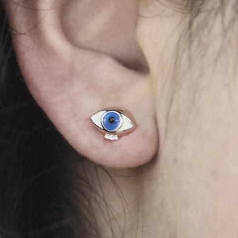 Visioning Eye Earrings