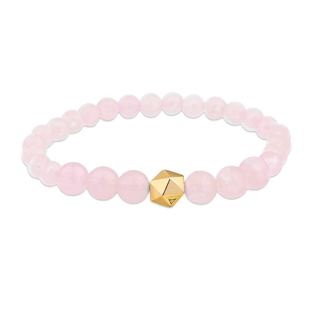 Rose Quartz Intention Bracelet