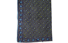 Kantha Wrap - Silk and Wool