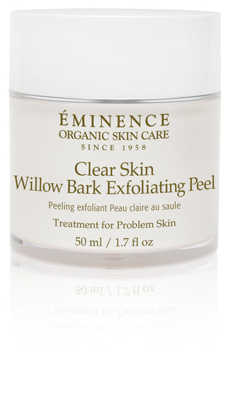 Eminence Organics Clear Skin Willow Bark Exfoliating Peel