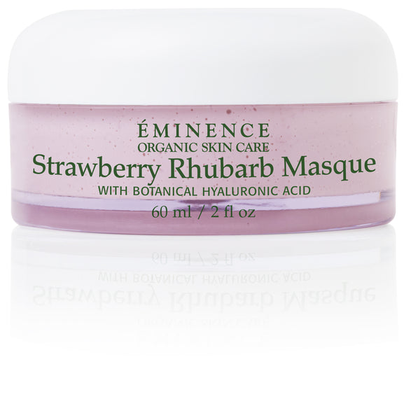 Eminence Organics Strawberry Rhubarb Masque