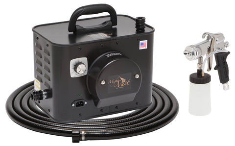 Mighty-Mist® Spray Tan System Complete with T5020 Mist Applicator and air hose
