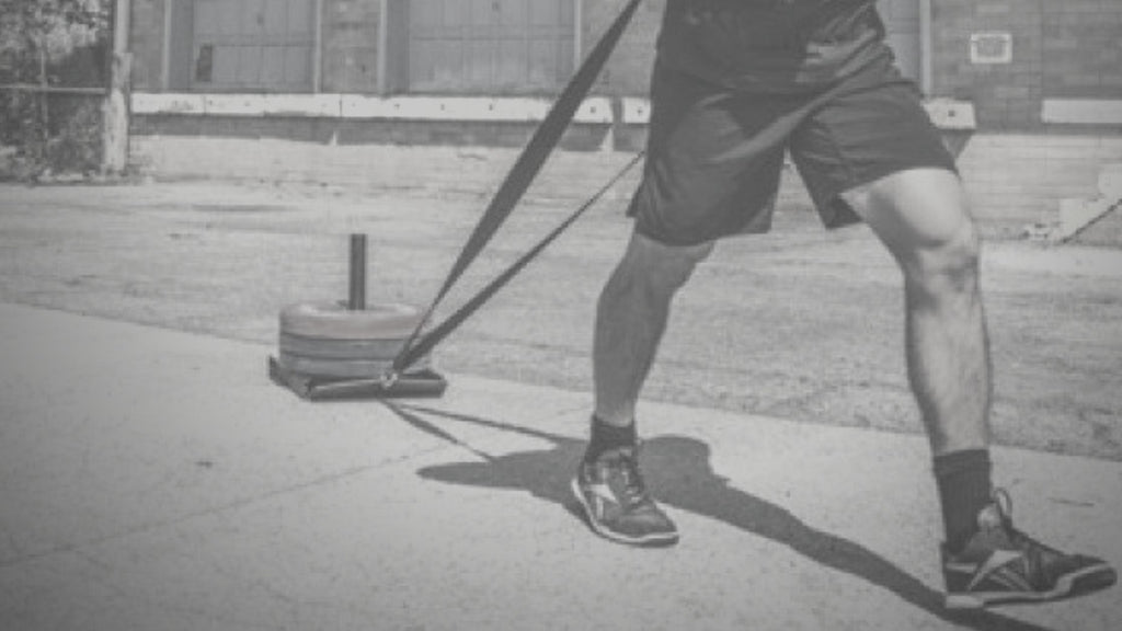 "Sled Drags - ""The Tai Chi of Speed and Strength Training"""