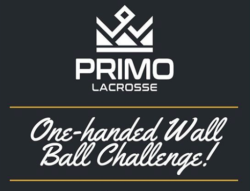 One-handed Wall Ball Challenge