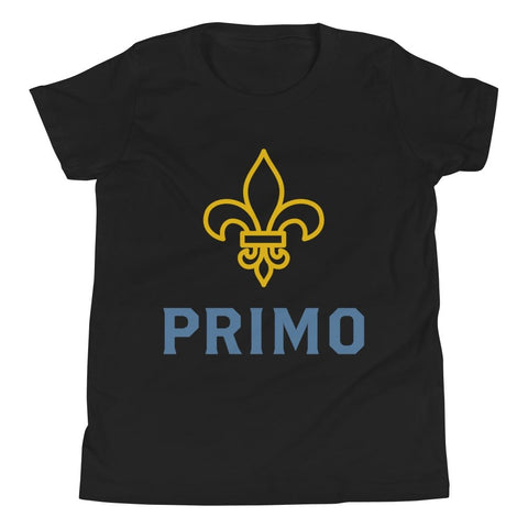 Primo Fleur Gold Tee - Youth Sizes - Primo Lacrosse