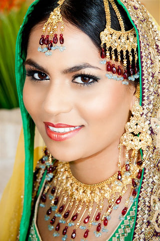 indian woman skin care blog pic