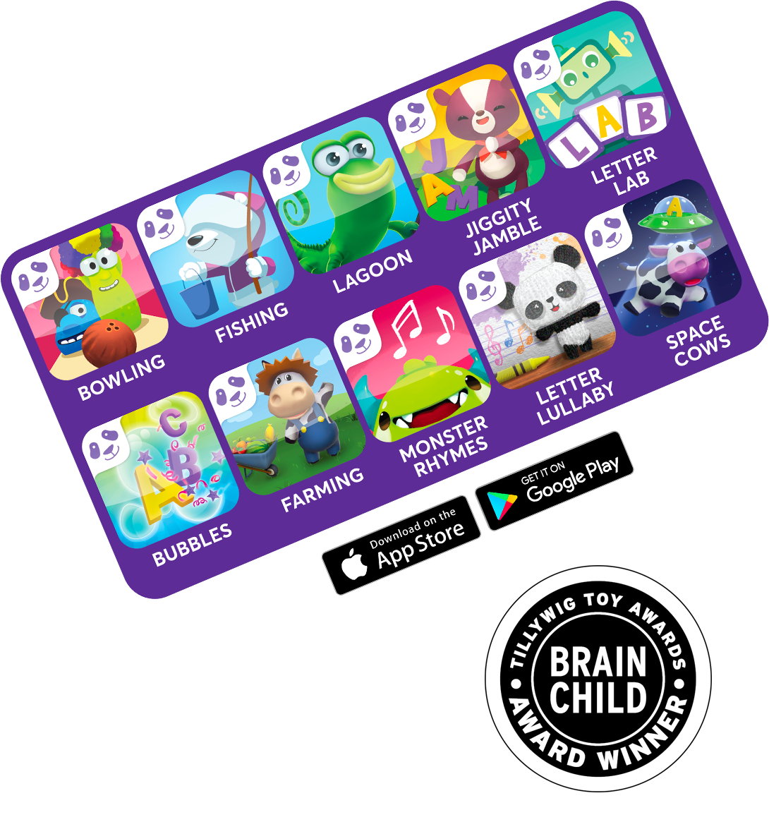 Help your child learn to read at home | Square Panda