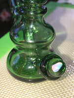 Green Micro Maria Stack Tube with Opal