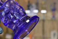 Fully Faceted Purple Rain Exo Recycler