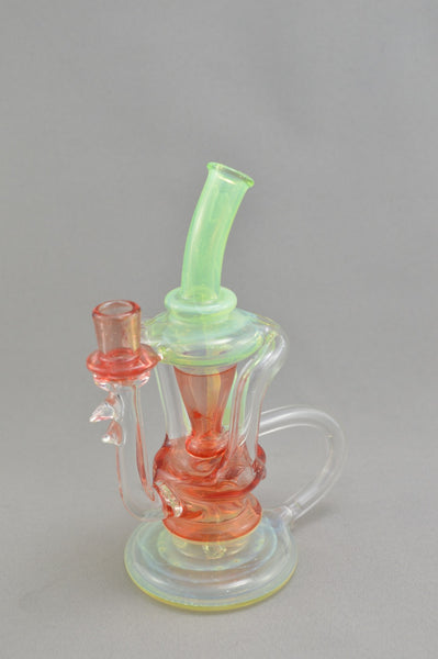 Mini Horned Double Uptake Recycler
