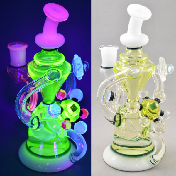 Buck Lee Double Uptake UV Recycler