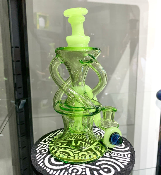 Green Triple Uptake Recycler