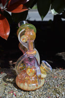 Intricate Sculpted Fumed Rig