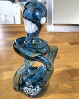 Blue Stardust Double Jet Recycler