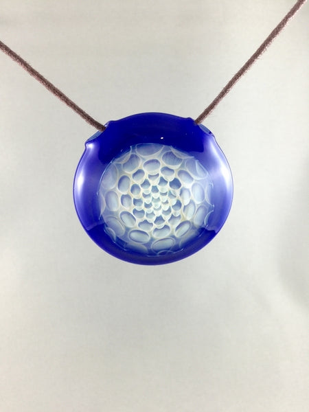 Hollow Honeycomb Pendant