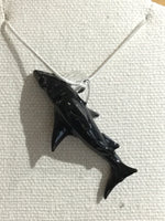 Black Shark Pendant