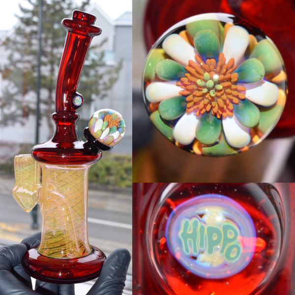 Red Elvis Mini Tube
