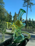 Green/Yellow Double Recycler