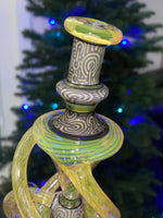 Crop Circle and Fume Recycler