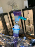 Satin Purple and Meta-Terrania Bong