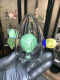 Mini Collaboration Alien Egg