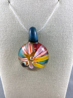 Colour Implosion Pendant
