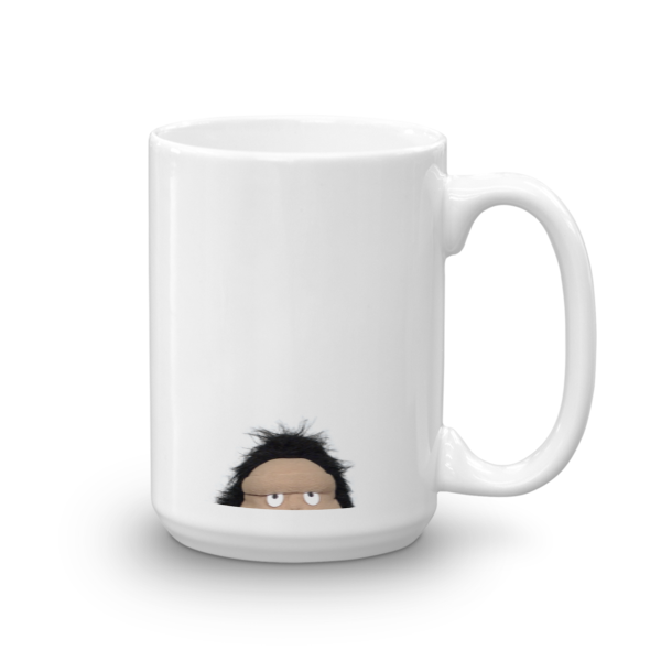 Gorilla Mug (Large 15oz.)