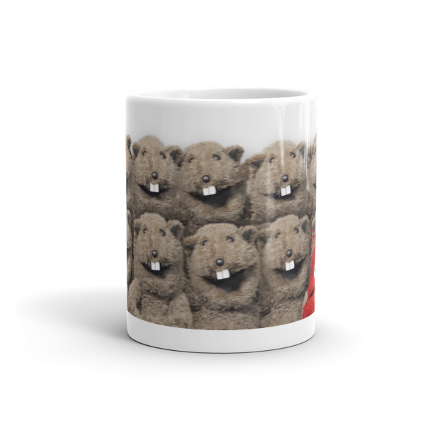 Fafa's Time Machine Mug (small 11oz.)