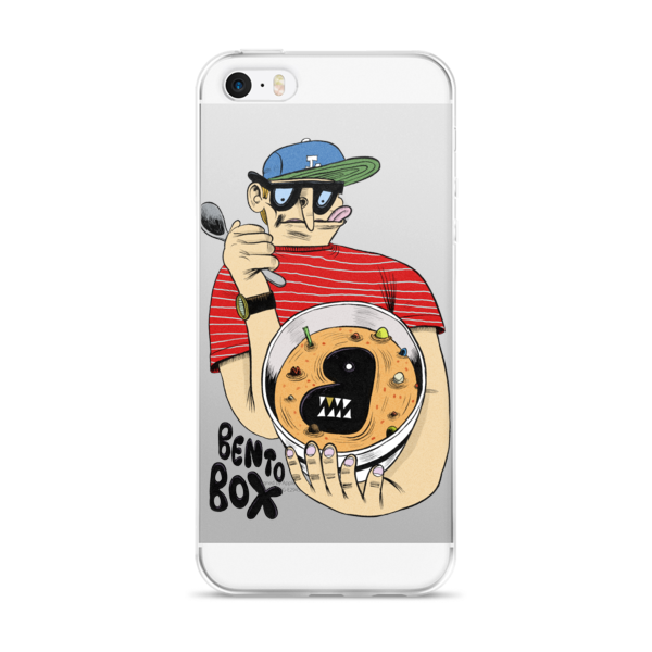 Bento Box Ken Garduno iPhone 5/5s, 6/6s, 6 Plus Case