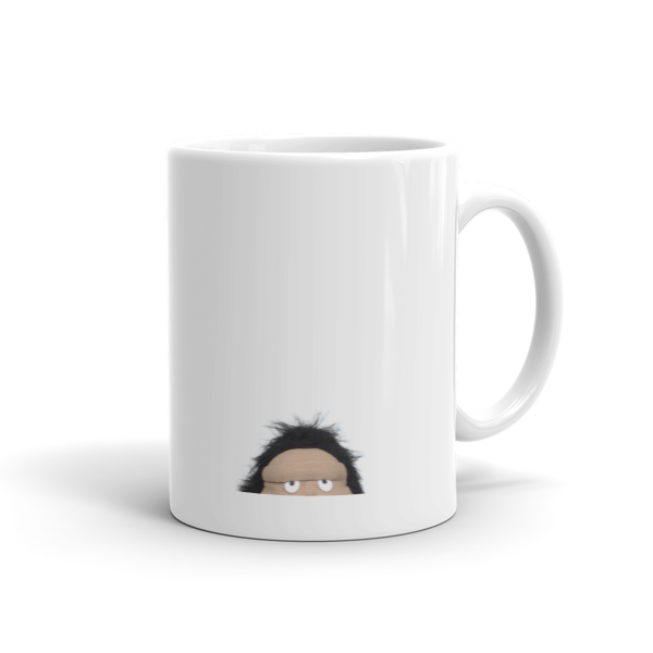 Gorilla Mug (small 11oz.)