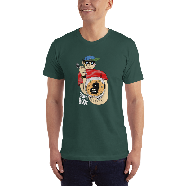 """Bowl of Bento"" T-shirt (Dark Colors)"