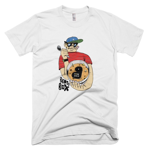 Bento Box Ken Garduno Men's T-Shirt (Light Colors)