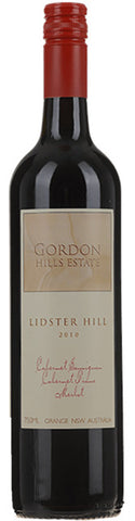 Gordon Hills Estate - Lidster Hill Cabernet Merlot 2010