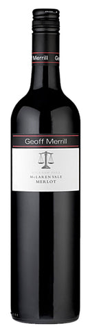 Geoff Merrill Single Vineyard McLaren Vale Merlot 2014