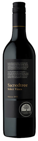 Sacredtree by Gemtree Select Vines Shiraz 2015
