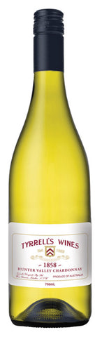 Tyrrells 1858 Hunter Valley Chardonnay 2016