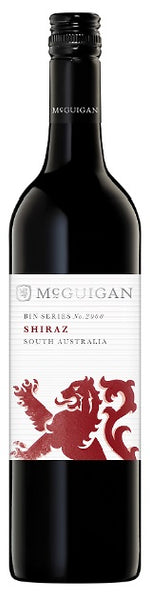 McGuigan Bin 2000 South Australian Shiraz 2016