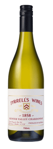 Tyrrell's 1858 Hunter Valley Chardonnay 2016